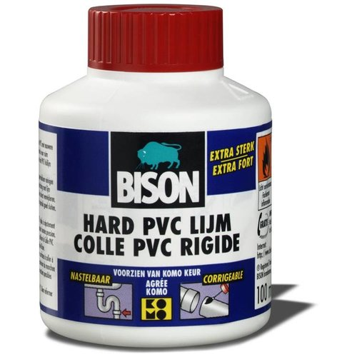 Bison Bison pvc lijm 100ml