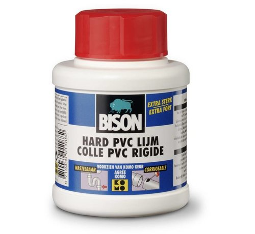 Bison Bison pvc lijm 250ml