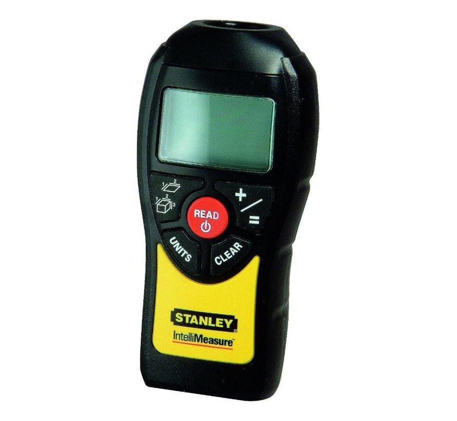 Afstandsmeter - ultrasoon/tot 12 meter/Stanley