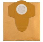 Einhell Gereedschap Stofzuigerzakken, 5 stuks, inhoud 20 liter