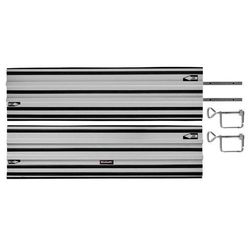Einhell Einhell Geleiderail 2-delig Aluminium 2x 100cm