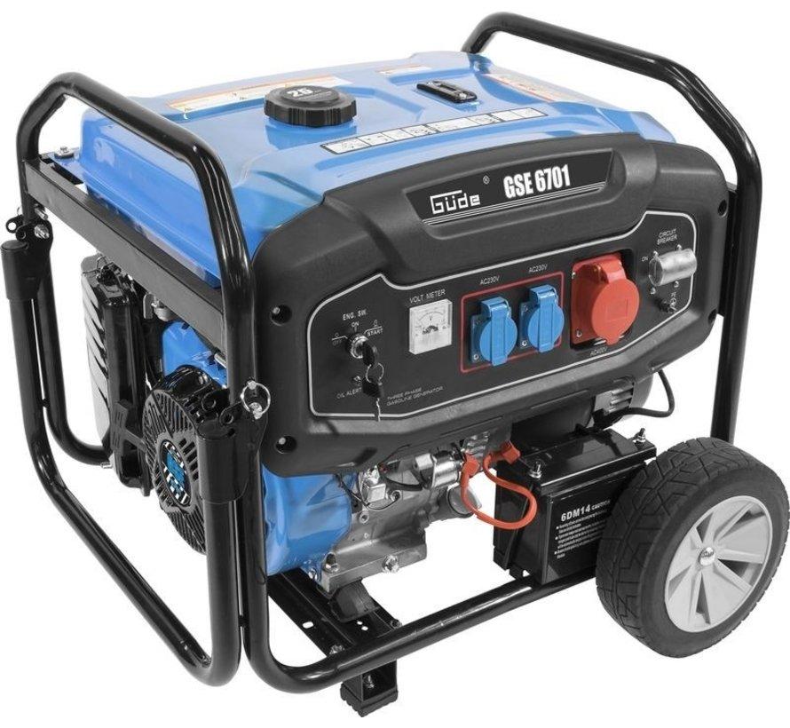 Gude Generator GSE 6701 RS
