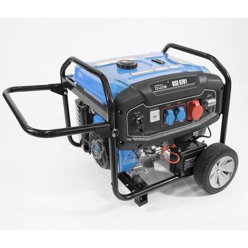 Güde Generator GSE 6701 RS