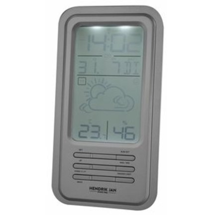 Thermometer & Weerstation