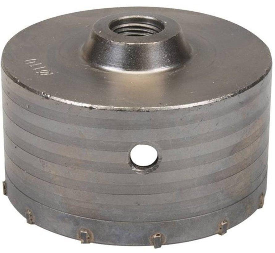 Dozenboor 110mm voor steen