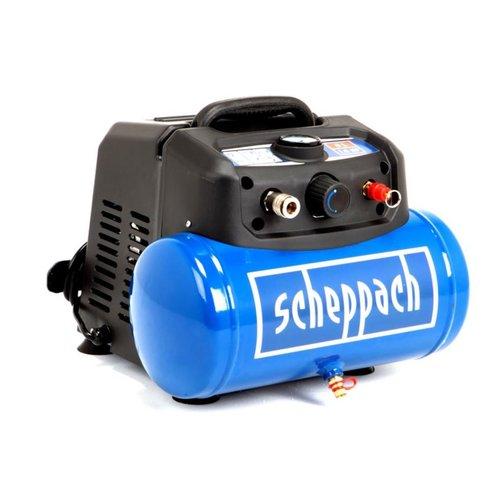 Scheppach Scheppach HC06 Compressor met toebehoren
