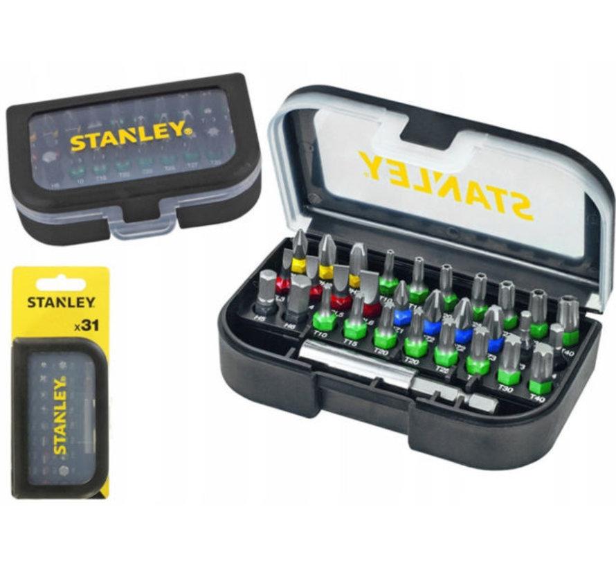 STA60490-XJ Bitset 31-delig