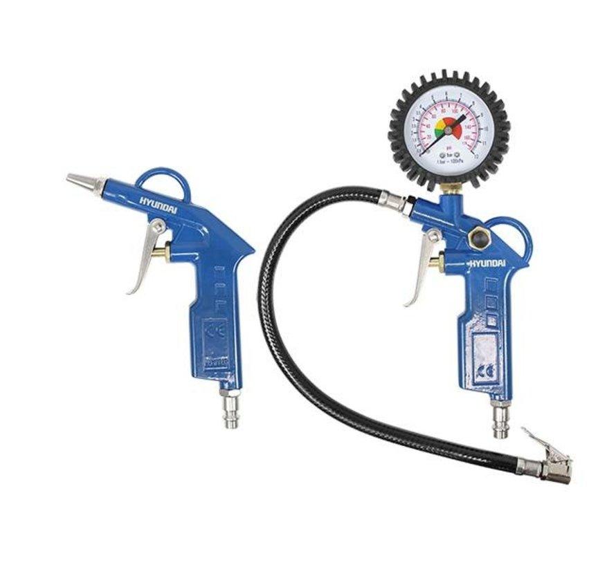6-delige Compressor Accessoireset 55902