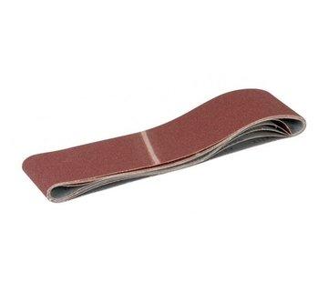 Silverline Schuurband 915x100 mm - 5 stuks K80