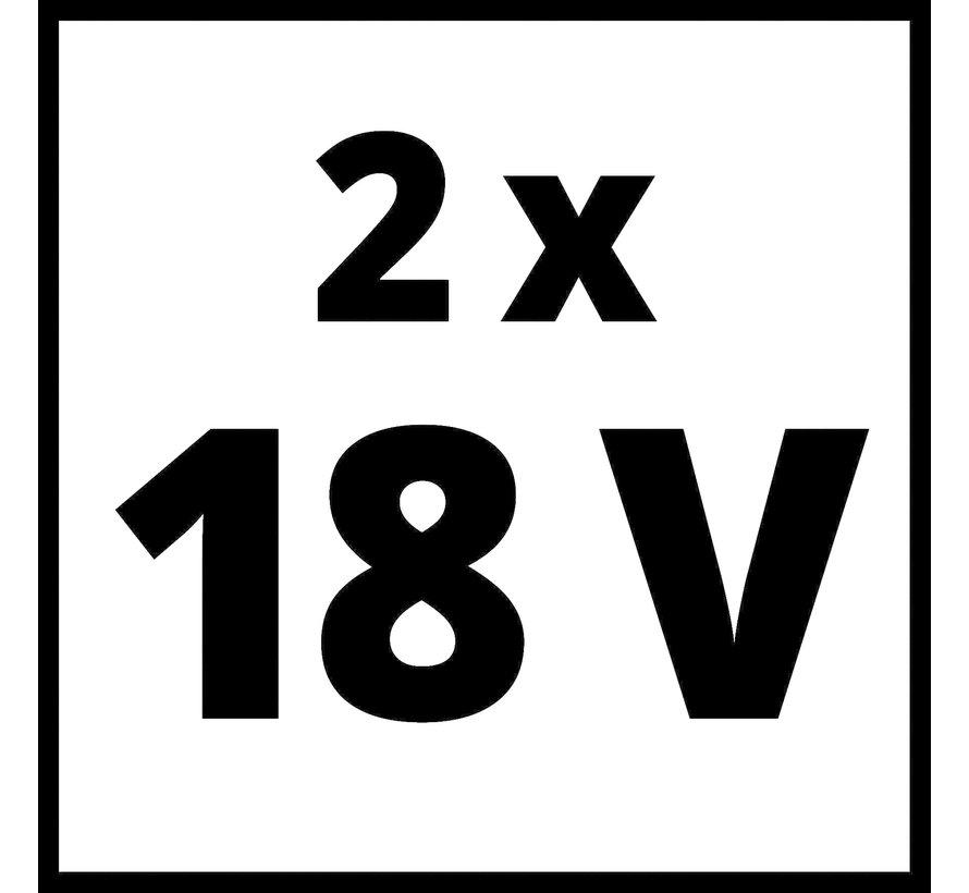 Einhell Starterkit 18V 2xAccu 3,0AH + Lader SET
