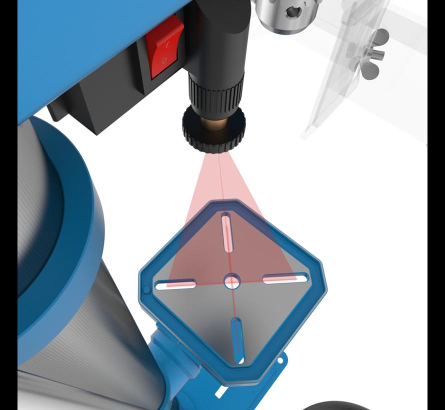Güde Kolomboormachine Xtra Long GSB 20 met Laser 500W