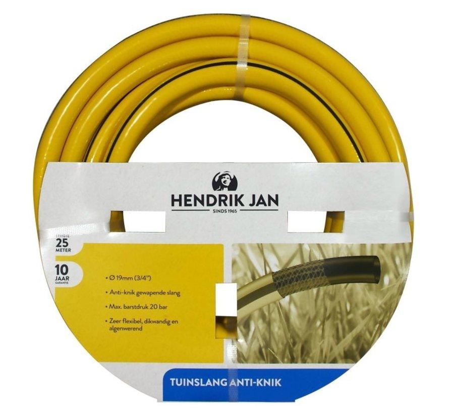 "Hendrik Jan tuinslang 25m1 anti knik 19 mm (3/4"")"