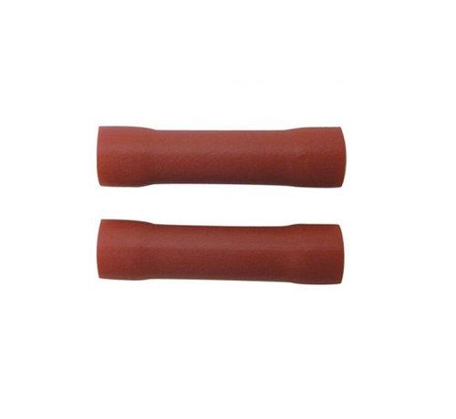 Skandia Skandia kabelschoen doorverbinder rood 10 stuks