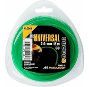 McCulloch Universal Nylon draad Grastrimmer NLO004 2,0mm