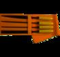Skandia Sleutelvijlset 100mm 4-delig