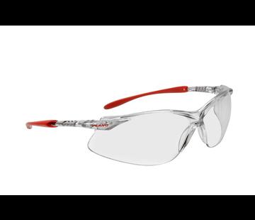 PLANO Veiligheidsbril met krasbestendige glazen Eyewear G17