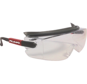 PLANO Veiligheidsbril met krasbestendige glazen