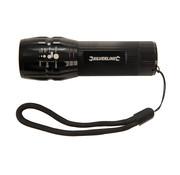 Silverline LED Zoom-zaklamp 291273