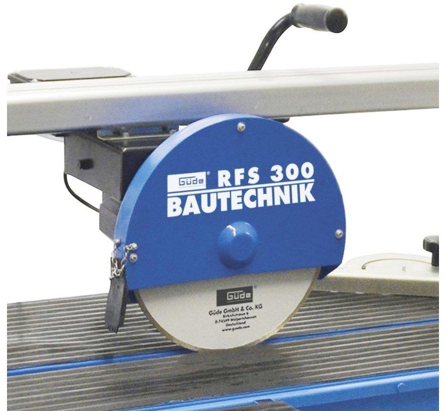 Gude RFS 300 Radiaal-tegelsnijmachine