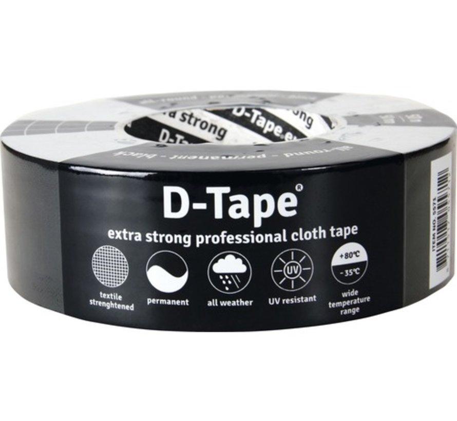 Delta Tape 50mm x 50m1 Prof. Zwart
