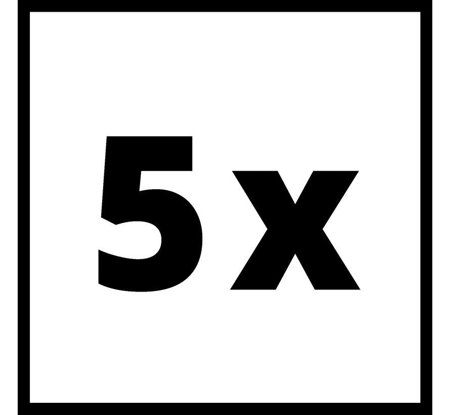 Einhell 5-delige Schuimstoffilterset