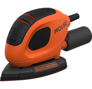 Black & Decker Mouse detailschuurmachine BEW230-QS