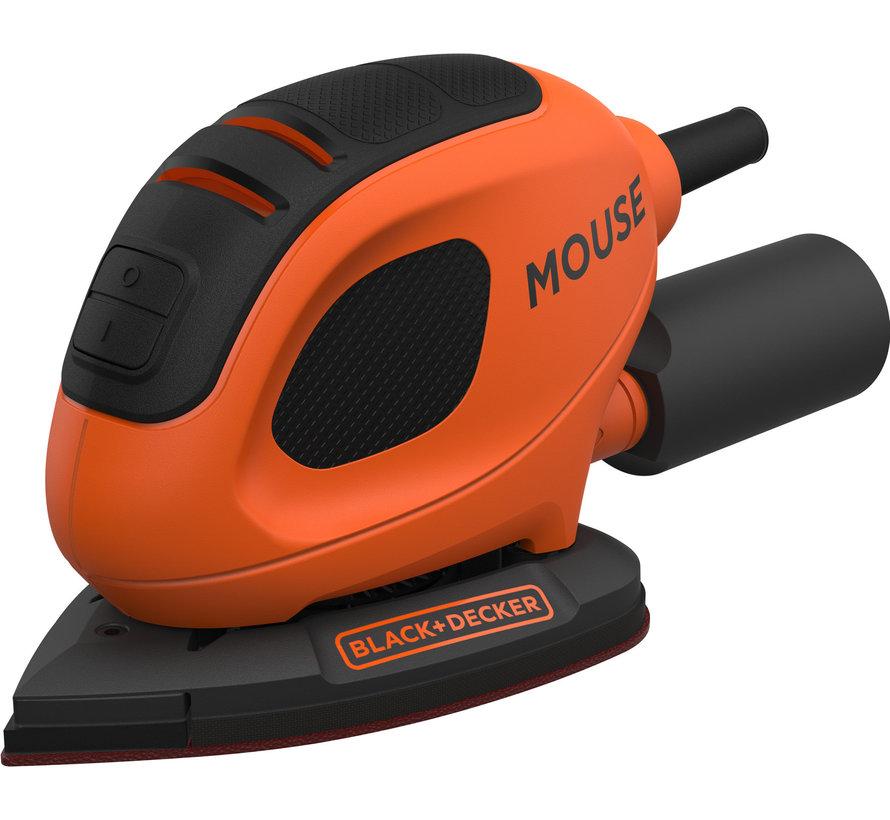 BLACK+DECKER Mouse detailschuurmachine BEW230-QS