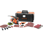 Black & Decker Multischuurmachine KA280K-QS