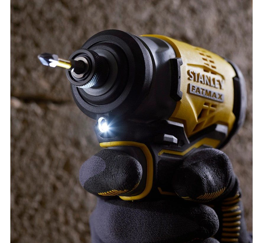 Stanley Accu-Slagschroevendraaier V20 SFMCF810D2K