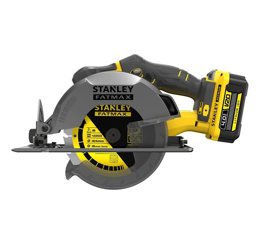 Stanley Accu Cirkelzaag V20 - SFMCS500M2K