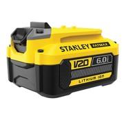 Stanley V20 Accu  SFMCB206 6,0 Ah