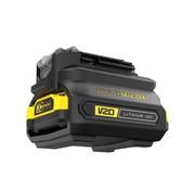 Stanley V20 Batterij adapter SFMCB100