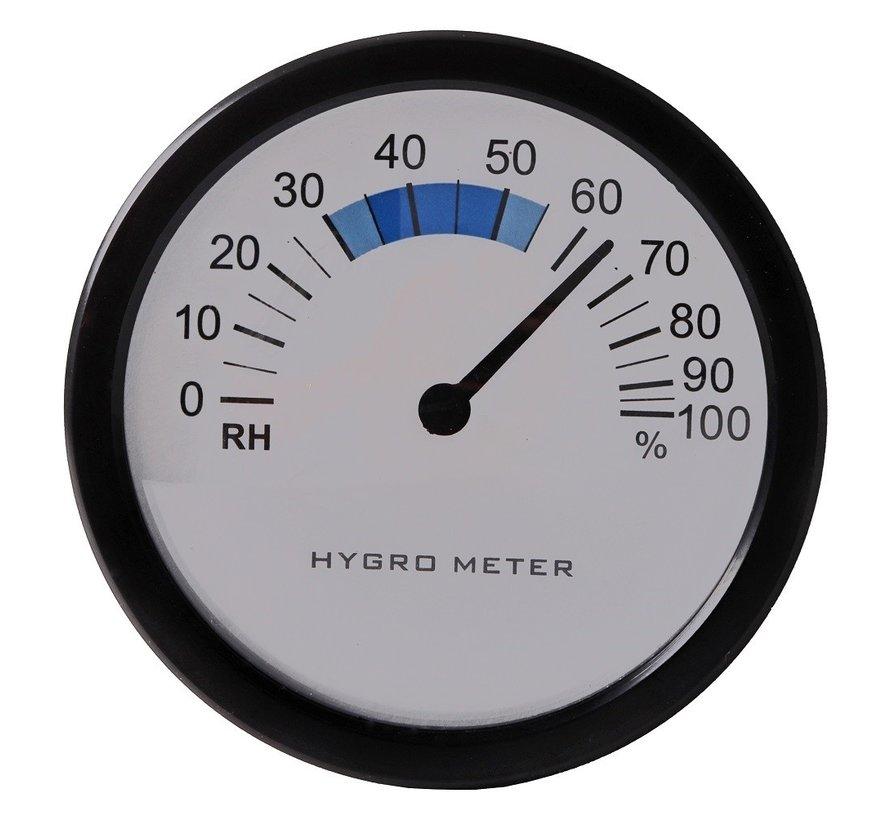 Hygrometer rond 85 mm