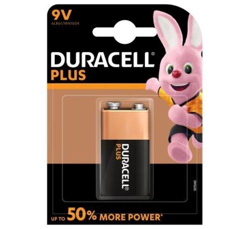 Duracell Duracell batterij 9 Volt super alkaline