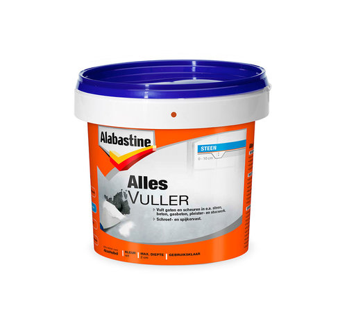 Alabastine Alabastine Allesvuller 1KG (kant en klaar)