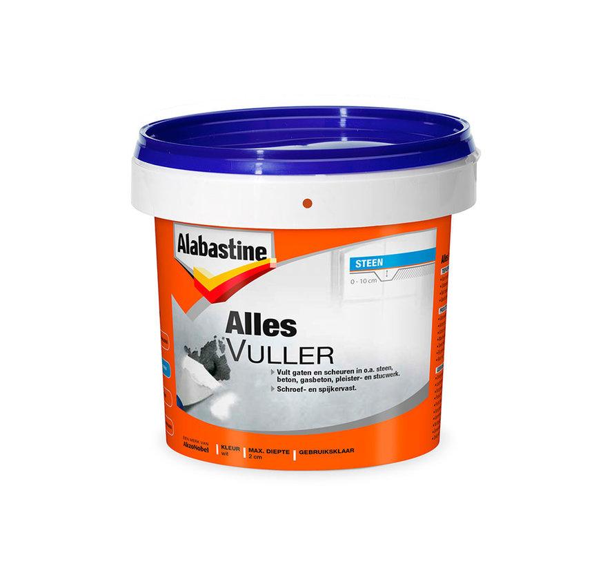 Alabastine Allesvuller 1KG (kant en klaar)
