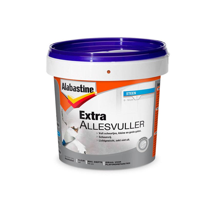 Alabastine Extra Allesvuller 600ML (Steen)