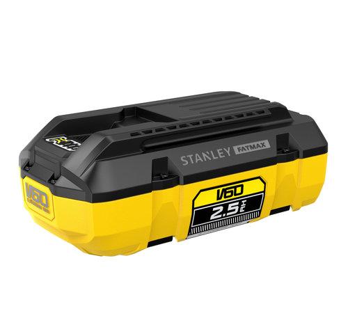 Stanley Stanley FatMax V60 54V 2.5AH ACCU