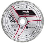 KWB Diamantslijpschijf 200 x 25,4mm Turbo