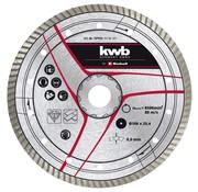 KWB Diamantslijpschijf 180 x 25,4mm Turbo