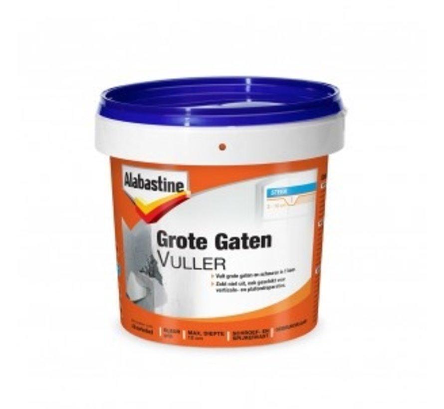Alabastine Grote Gatenvuller (kant en klaar) 1L