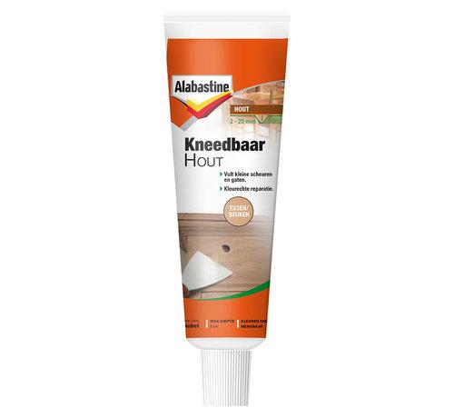 Alabastine Alabastine Kneedbaar Hout (Wit - 75gr.)