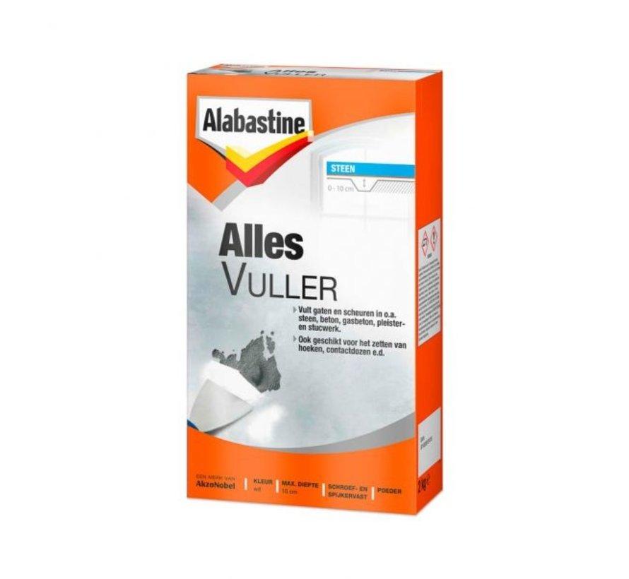 Alabastine Allesvuller Poeder 750GR