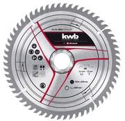 KWB Zaagblad 216 x 30 x 1,6 mm 60 Tands