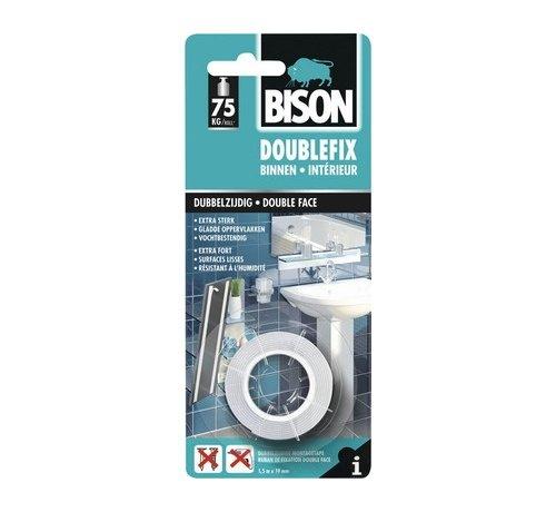 Bison Bison Double Fix Binnen 1,5m1 x 19mm