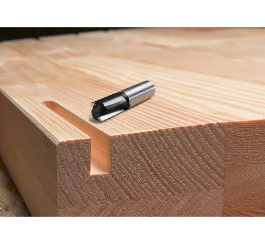 KWB Bovenfrezenset, 12-delig in houten kist.