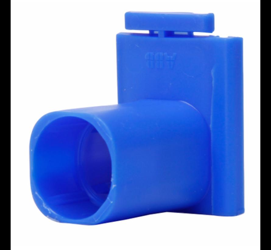 ABB inzetstuk 16/19mm 2-voudig voor multidoos 5st.