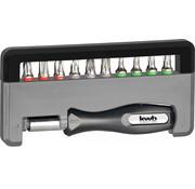 KWB 12-delige schroevendraaier bit-box INDUSTRIAL STEEL