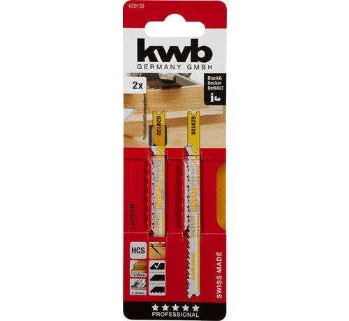 KWB KWB Decoupeerzaagbladen HCS U101B Fijn