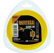 McCulloch Universal Nylon draad Grastrimmer NLO003 1,6mm